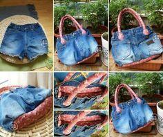 Jean purse
