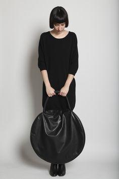 Draft Nº 17 by Jasmin Shokrian. Compass Bag Leather.