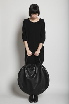 Draft Nº 17 by Jasmin Shokrian. Compass Bag Leather. #SkywatchLife