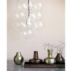 Hallway lamp - DIY glaskugle loftlampe fra House Doctor købes online her. FRI FRAGT