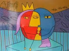 Cuentos de Hadas suburbanas : Milo Lockett........ La Art, Tweety, Pikachu, Fictional Characters, Ideas, Fairytail, Short Stories, Pictures To Paint, Art Museum