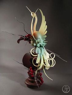 Gallery - CE - Chocolate Showpieces for Competition or Display | The French Pastry School