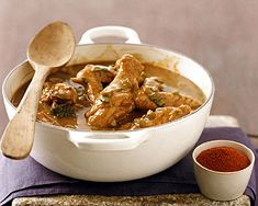 Cajun Chicken Stew Recipe at Epicurious.com