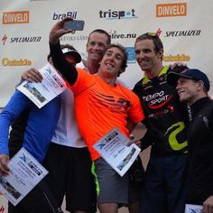 Podium #selfie at #xterrasweden - what a great race this was!
