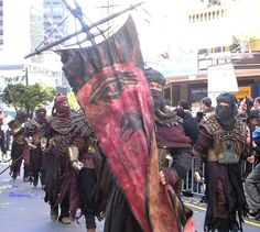 SCA+garb   ... and is looking for some patterns for garb that looks like these guys