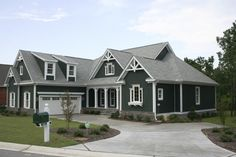 Camden Lake - Home Plans and House Plans by Frank Betz Associates