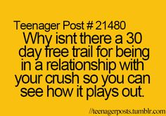 Teenager Posts - haha don't know why I find this funny :)
