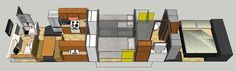 Bus_Floor_Plan---- leave some space for a couch School Bus House, Magic School Bus, Motorhome, Bus Remodel, Converted Bus, Rv Bus, Bus Living, Spa Hotel, School Bus Conversion