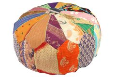 Recycled ties???....Pouf