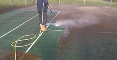Netball Court Repairs in Newtownabbey Volleyball Quotes, Coaching Volleyball, Volleyball Drills, Volleyball Gifts, Glasgow City, South Yorkshire, Herefordshire, Netball, Surface