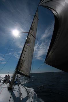 Sailing by Natalie Hampel on 500px