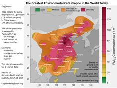 (2015) KILLER AIR: Berkeley Earth Publishes Study on Air Pollution in China