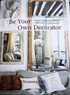 Be Your Own Decorator by Susanna Salk