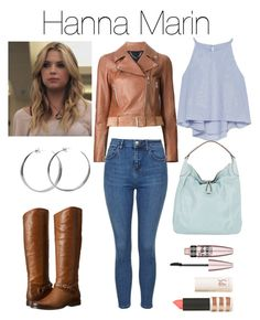 """Hanna Marin Pretty Little Liars"" by livvyrose2233 on Polyvore"