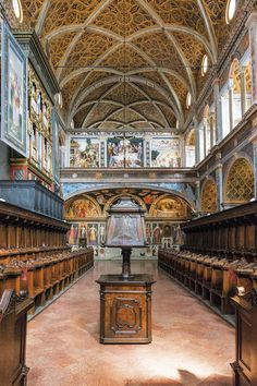 111 posti di Milano da vedere - Il Post.San Maurizio al Monastero