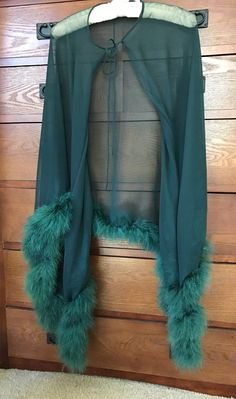 Hey, I found this really awesome Etsy listing at https://www.etsy.com/listing/517390149/vintage-unique-sheer-chiffon-forest