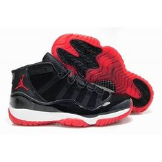 brand new ba8f4 1830e 2001 brought the Air Jordan 11 (XI) Retro Black Varsity Red-White aka Black  Red . With the popularity of the Air Jordan 11 and t.
