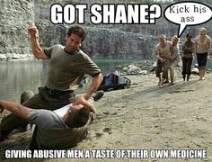 As much as Shane angered me after Rick's return, THIS made up for some of his behavior...ya know. Until he went completely insane & tried to kill Rick.