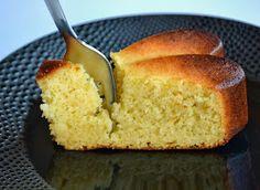 Privé de dessert!!!: Moelleux au citron & amandes