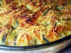 Gratin de courgettes et pommes de terre - Recettes de cuisine faciles et simples | Recettee