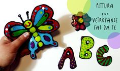 Tutorial Bambini Creativi: Colori riposizionabili ATTACCA e STACCA per v...