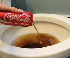 Cola in het toilet gieten (en tien andere tips voor een prop... - De Standaard: http://www.standaard.be/cnt/dmf20160920_02476770