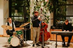 Live-Band für Firmenfeiern & Events in AT Live Band, Jazz Band, Music Instruments, Events, Lifestyle, Inspiration, Wedding Vows, Getting Married, Projects