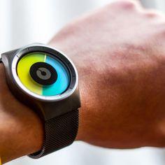 ZIIIRO Digital Wristwatch