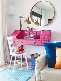 Aires vintage y muebles recuperados