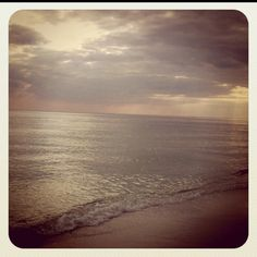 Beach Water and Sky....a few of my favorite things