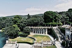Miramare Castle near Trieste Trieste, Costa, Mansions, House Styles, Home Decor, Italia, Park, Decoration Home, Room Decor