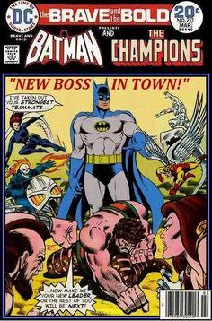 #dc #dccomics #marvel #marvelcomics #superteamfamily  #comicbooks #covers #superheroes #comicwhisperer #comiccovers #batman #champions