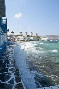 Mykonos, Greece...