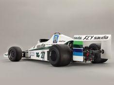 1978 Williams Formula One Racing Car Sports Car Racing, Race Cars, Williams F1, Vintage Race Car, F 1, Fuel Injection, Formula One, Custom Cars, Motors
