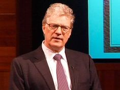 Ken Robinson, innovation expert and author of Out of Our Minds: Learning to Be Creative, overcame polio to become one of the world's leaders in the development