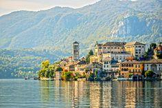 Orta San Giulio, Italy 10 more days ...