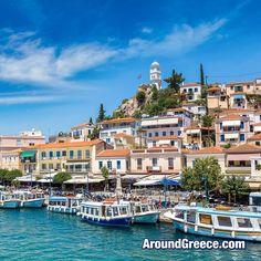 "22 Likes, 1 Comments - Around Greece (@around.greece) on Instagram: ""The beautiful island of Poros  #Poros #Greece #Πορος #Ελλαδα #Saronic #Argosaronic #Greece…"""