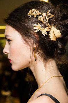 WE ♥ THIS!  ----------------------------- Original Pin Caption: Gabbana Fall 2015 RTW
