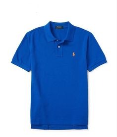 af273ef813f9 Toddler Boys  Ralph Lauren  Polo Top Blue Size 2T and 3T  RalphLauren  Toddler