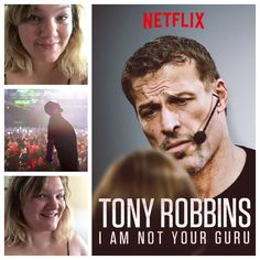"""In """"I Am Not Your Guru"""" Tony Robbins talks about his experience with a mom who had her own deep issues. """"If she had been the mother I wanted I would not be the man I am so proud to be"""" he says. Boy can I relate. Growing up I was my father's favorite and my sister my mother's. That made me crave my mother's love endlessly. Things only got worse when my parents separated and men took up a lot more of my mother's attention. I begged for time alone with her and never got it. Tony says """"Rejection…"""