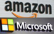 米アマゾンと米マイクロソフトAI音声サービスで連携