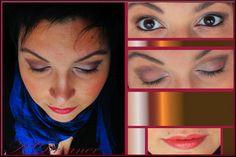 A Dreamer....: Make up & Nail art (II)