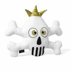 Coussin blanc pirate Jolly - Elodie Details - 9,90 €