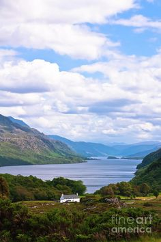 Loch Maree Tollie Farm, Scotland - Can I live here, please?