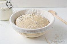 Richtig gutes Brot backen | Step-by-Step Anleitung | Roggen-Mischbrot | Brot | Brot-Rezept | Schritt-für-Schritt | bread | bread baking step by step | © monsieurmuffin