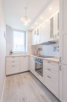 48 Suprising Small Kitchen Design Ideas And Decor #smallkitchen #smallkitchendesign #smallkitchenideas ⋆ frequence3.org