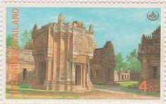 Phanomrung Historical Park, Buriram Thailand stamp 1998