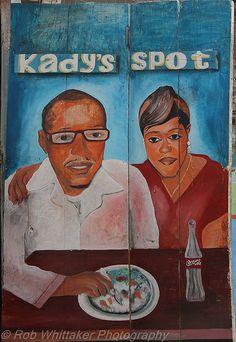 Sierra Leone Kady' Spot   por Rob Whittaker Photography