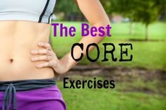 Get the #1 #exercise to do for a stronger #core... wish I had known this years ago!! | via @SparkPeople #fitness #workout #abs