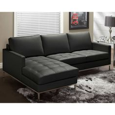 "2019 Best Black Leather Sofa Beds ""Luxury, Elegance, and comfort"""